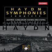 Haydn: Complete Symphonies / Fischer, Austro-Hungarian Haydn