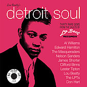 Various Artists: Lou Beatty's Detroit Soul: Thirty Rare Gems from the Vaults of La Beat Records