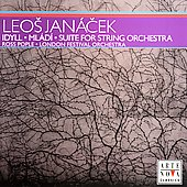 Jan&aacute;cek: Idyll, Mladi, Suite / Ross Pople, London Festival