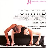 Grand - Bach, Cowell, Beethoven / Scott Davie