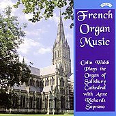 French Organ Music - Langlais, Vierne, Durufle / Colin Walsh