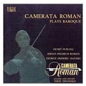 Camerata Roman plays Baroque - Purcell, Roman, Handel