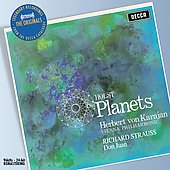 The Originals - Holst: The Planets;  Strauss / Karajan, VPO