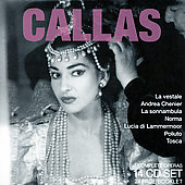 Spontini, Giordano, etc: Operas / Callas, et al