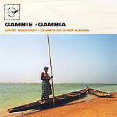 Sissokho Yakhouba: Air Mail Music: Gambia - Chants de Griot & Ko