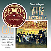 Various Artists: Pathe and Cameo Jazzbands 1921-1928