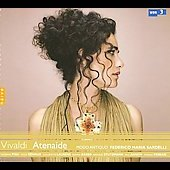 Vivaldi: Atenaide / Sardelli, Piau, Genaux, et al