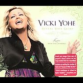Vicki Yoh'e: Reveal Your Glory: Live from the Cathedral [Slimline] *