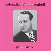 Lebendige Vergangenheit - Joseph Gostic, Dusan Georgevic