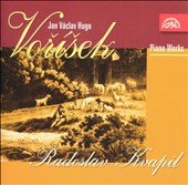 Vorísek: Piano Works