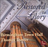 Restored To Glory: Birmingham Town Hall