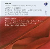 Berlioz: Grande Symphonie Funebre et Triomphale; Overtures