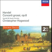 Handel: Concerti Grossi, Op. 6