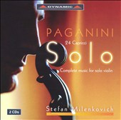 Solo: Paganini's Complete Music for Solo Violin