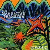 The Manhattan Transfer: Brasil