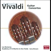 Vivaldi: Guitar Concertos