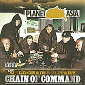 Gold Chain Military/Planet Asia: Chain of Command [PA]