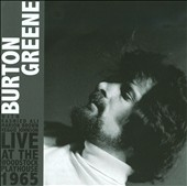 Burton Greene: Live at the Woodstock Playhouse 1965
