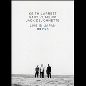 Gary Peacock/Jack DeJohnette/Keith Jarrett: Live in Japan '93/'96