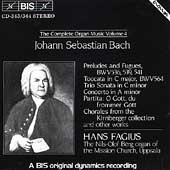Bach: The Complete Organ Music Vol 4 / Hans Fagius
