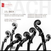 Bach: Suite for Flute & Strings
