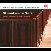 Stimmt an die Salten: 19th century masterpieces for chorus