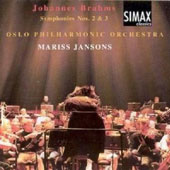 Johannes Brahms: Symphonies Nos. 2 & 3