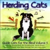 Various Artists: Herding Cats: Guide Cats for the Blind, Vol. 5: Songs and Poems of Les Barker
