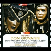 Mozart: Don Giovanni / Siepi, Valletti, Corena, Price, Nilsson