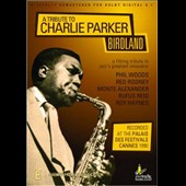 Various Artists: Tribute to Charlie Parker-Birdland [DVD]