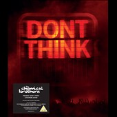 The Chemical Brothers: Don't Think [BR/CD]
