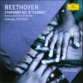 Beethoven: Symphony No. 9 'Choral' / Mikhail Pletnev