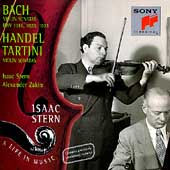 Isaac Stern - A Life in Music - Bach, Handel, Tartini