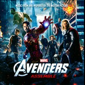 Various Artists: Avengers Assemble [Original Motion Picture Soundtrack]