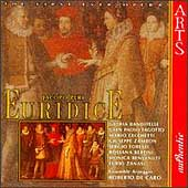 Peri: Euridice / Roberto de Caro, et al, Ensemble Arpeggio