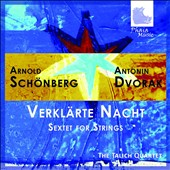 Schoenberg: Verklärte Nacht; Dvorák: Sextet for Strings / The Talich Quartet