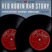 Various Artists: The Red Robin R&B Story [2 CD]