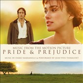 Dario Marianelli/English Chamber Orchestra/Jean-Yves Thibaudet (Piano): Pride & Prejudice [Music from the Motion Picture]