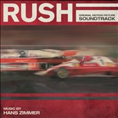Hans Zimmer (Composer): Rush [Original Motion Picture Soundtrack]