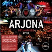 Ricardo Arjona: Metamorfosis en Vivo [2CD/1DVD] [Digipak]