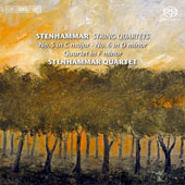 Stenhammar: String Quartets No. 5 in C major, No. 6 in D minor; Quartet in F minor / Stenhammar Qrt.