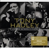 Tony Hadley: Live From Metropolis Studios [DVD+CD] *