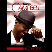 Tevin Campbell: Live RNB 2013