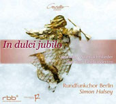 In Dulci Jubilo, German Christmas Songs / Berlin Radio Chorus, Halsey