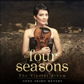 'The Vivaldi Album' The Four Seasons / Anne Akiko Meyers, violin