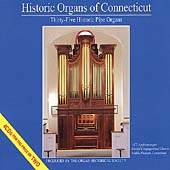 Historic Organs of Connecticut - 35 Historic Pipe Organs