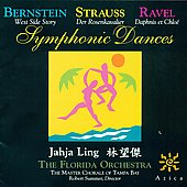 Symphonic Dances - Bernstein, Strauss, Ravel / Ling, Florida