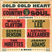 Various Artists: Cold Cold Heart: Where Country Meets Soul, Vol. 3