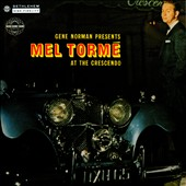 Mel Tormé: At the Crescendo [Remastered]