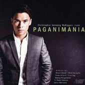 Paganimania:' Contemporary Piano Works based on Paganini's 24th Caprice - Works by Robert Beaser, Moon Young Ha, Zhou Jing  et al. / Christopher Janwong McKiggan, piano